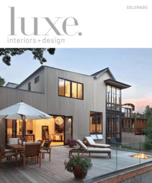 Luxe Colorado Spring 2015 Cover