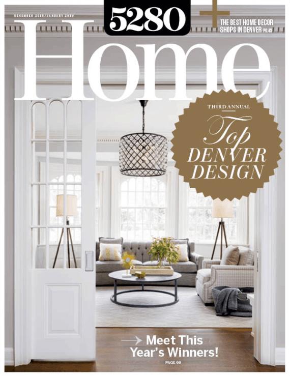 5280 Magazine Top Denver Designer