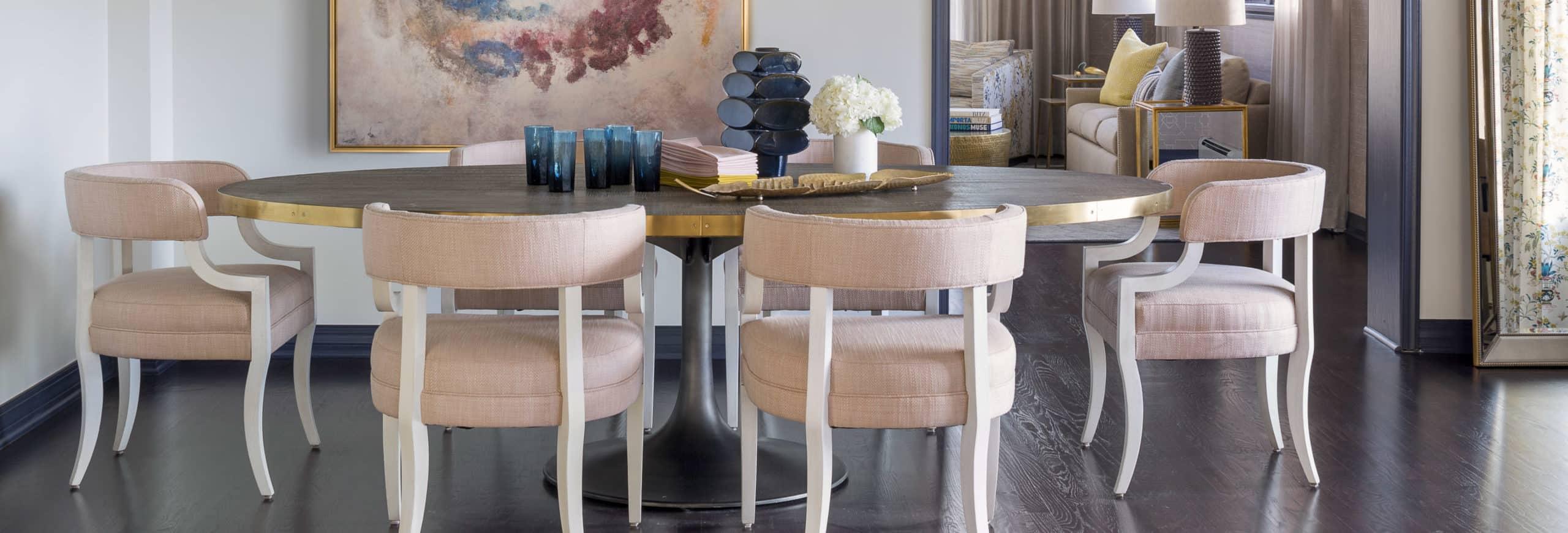 Ultra modern dining room on Houzz