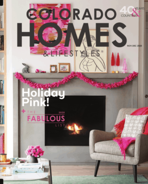 CH&L Magazine Cover - The Fabulous List