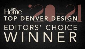 5280 Home Top Denver Design Badge