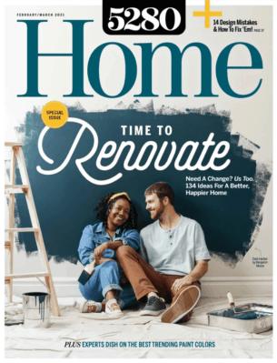 5280 Magazine Cover Feb March 2021