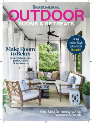 BH&G Traditional Home Outdoor Issue Cover