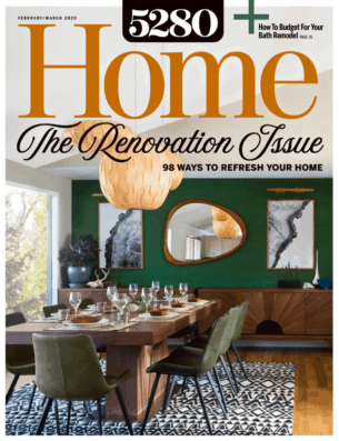 5280 Home March 2020 cover